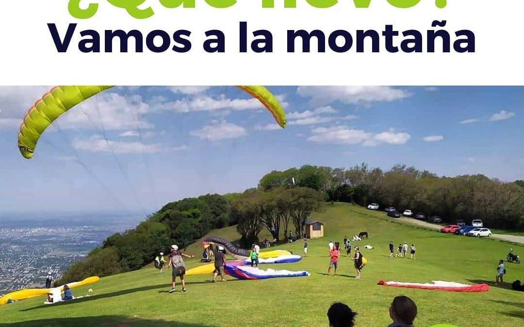 Voy a la Montaña…